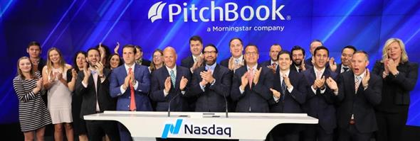 PitchBook's banner