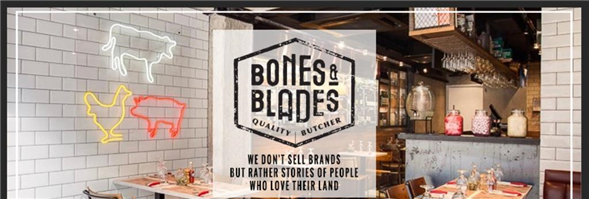 Bones and Blades Holdings Limited's banner