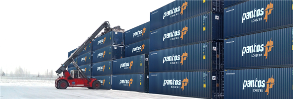 Pantos Logistics (HK) Co. Ltd.'s banner