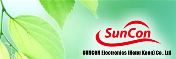 Suncon Electronics (Hong Kong) Co., Limited's banner