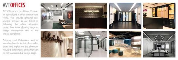 AVT Design Offices Limited's banner