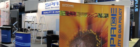 Space Services Limited's banner