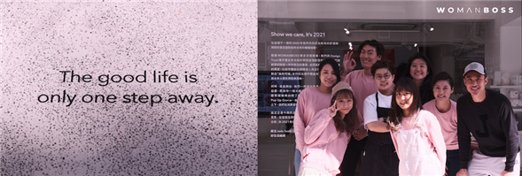 WomanBoss Hong Kong Limited's banner