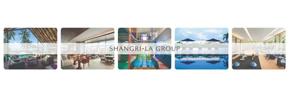 Shangri-La International Hotel Management Limited's banner