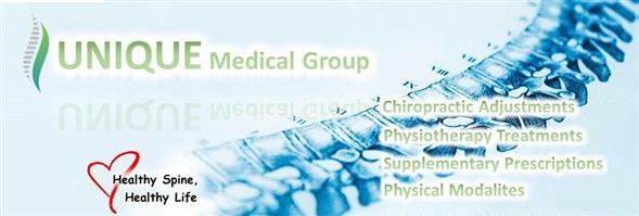 Unique Medical Group's banner