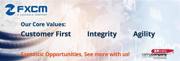 FXCM Global Services (HK) Limited's banner