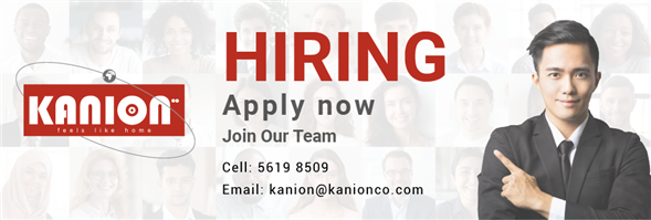 Kanion Group Co., Limited's banner