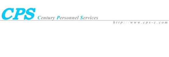 Century Personnel Services's banner