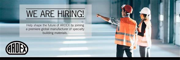 Ardex Hong Kong Limited's banner