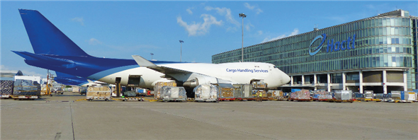 Hong Kong Air Cargo Terminals Limited (Hactl)'s banner