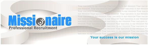 Missionaire Professional Recruitment's banner