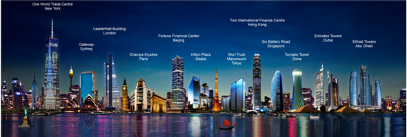 Servcorp HK Central Limited's banner