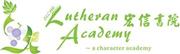 ELCHK Lutheran Academy's logo