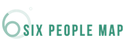 Six People Map's logo