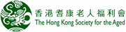 The Hong Kong Society for the Aged's logo
