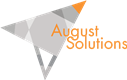 August Solutions Limited's logo