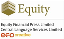Equity Financial Press Limited's logo