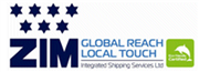 ZIM Integrated Shipping Services Ltd's logo