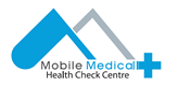 Mobile Medical+Health Check Centre's logo