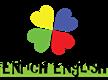 Enrich English's logo