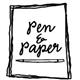 Pen & Paper Limited's logo