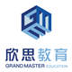Grand Master Education Centre's logo