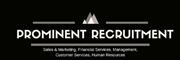 Prominent Recruitment Co's logo