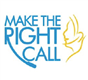 Make The Right Call's logo