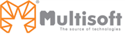 Multisoft Limited's logo