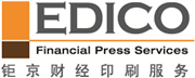 EDICO Financial Press Services Limited's logo
