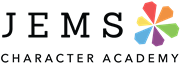 JEMS Character Academy's logo