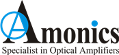 Amonics Limited's logo