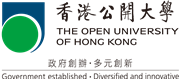 The Open University of Hong Kong's logo
