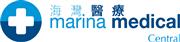 Marina Medical's logo