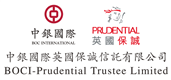 BOCI-Prudential Trustee Limited's logo