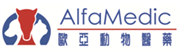 Alfamedic Limited's logo