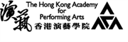 The Hong Kong Academy for Performing Arts's logo