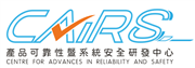 CENTRE FOR ADVANCES IN RELIABILITY AND SAFETY LIMITED's logo