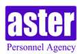 Aster Personnel Agency's logo
