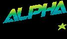 Alphastep's logo
