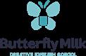 Butterfly Milk Creative English Group's logo