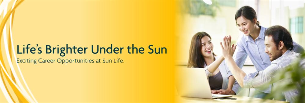 Sun Life Assurance Company of Canada's banner