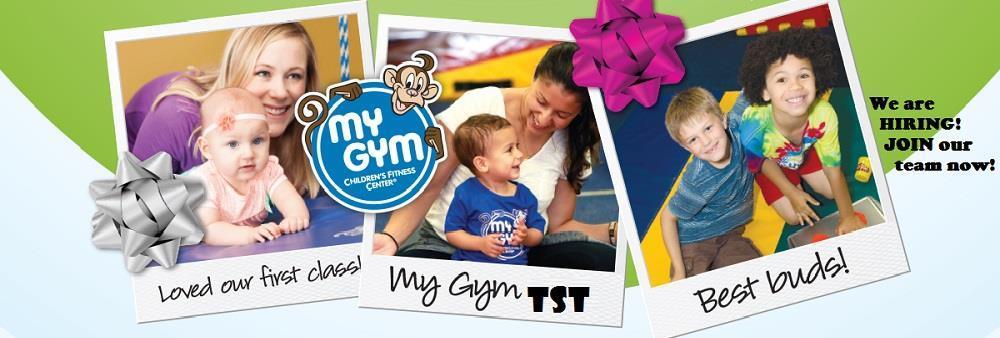 My Gym Children's Fitness Center's banner